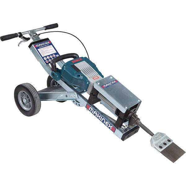Jackhammer Trolley W Electric Breaker Hammer